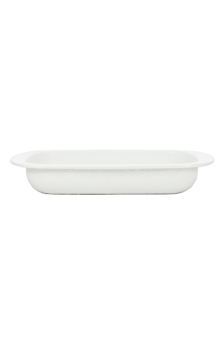 GOLDEN RABBIT Baking Pan, Main, color, SOLID WHITE