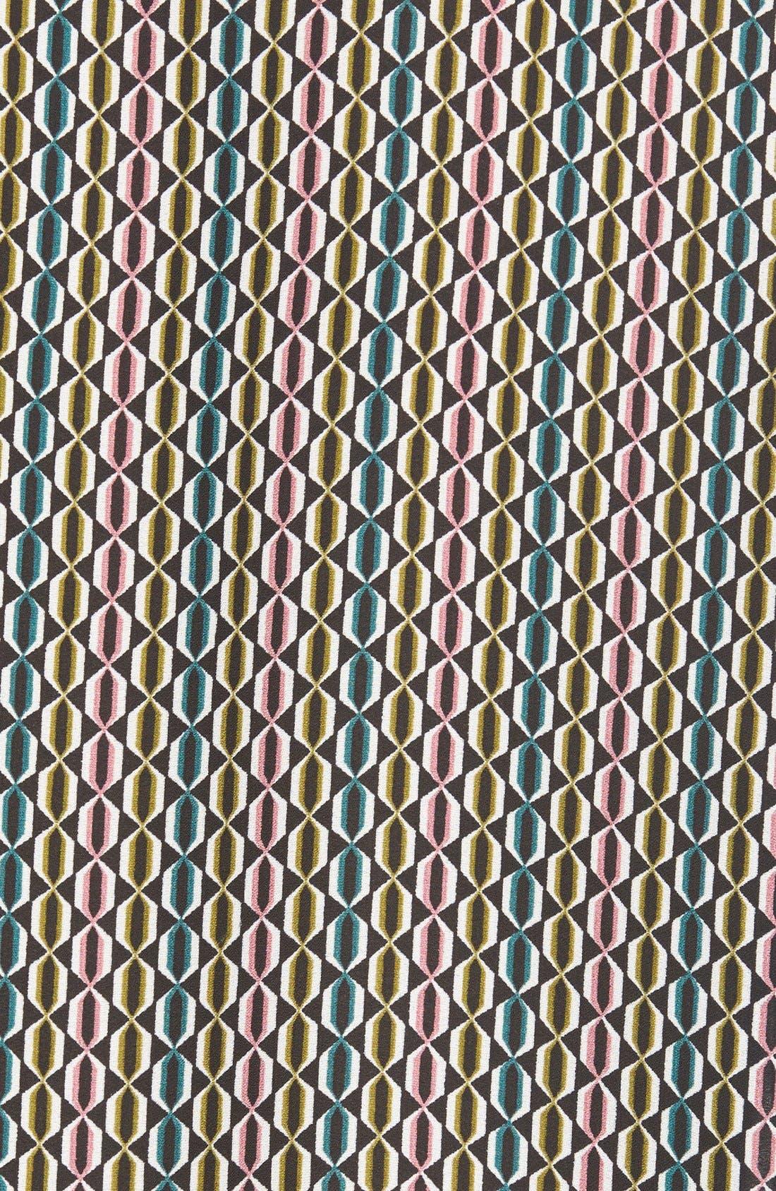 ,                             High/Low V-Neck Blouse,                             Alternate thumbnail 102, color,                             445