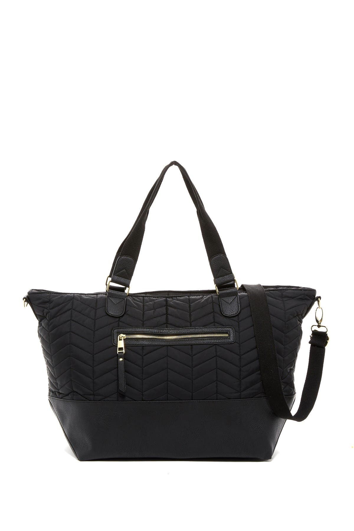 Image of Madden Girl Cori Quilted Weekend Bag