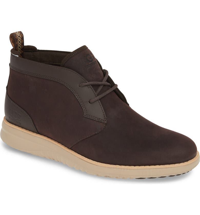 UGG<SUP>®</SUP> Union Waterproof Chukka Boot, Main, color, STOUT