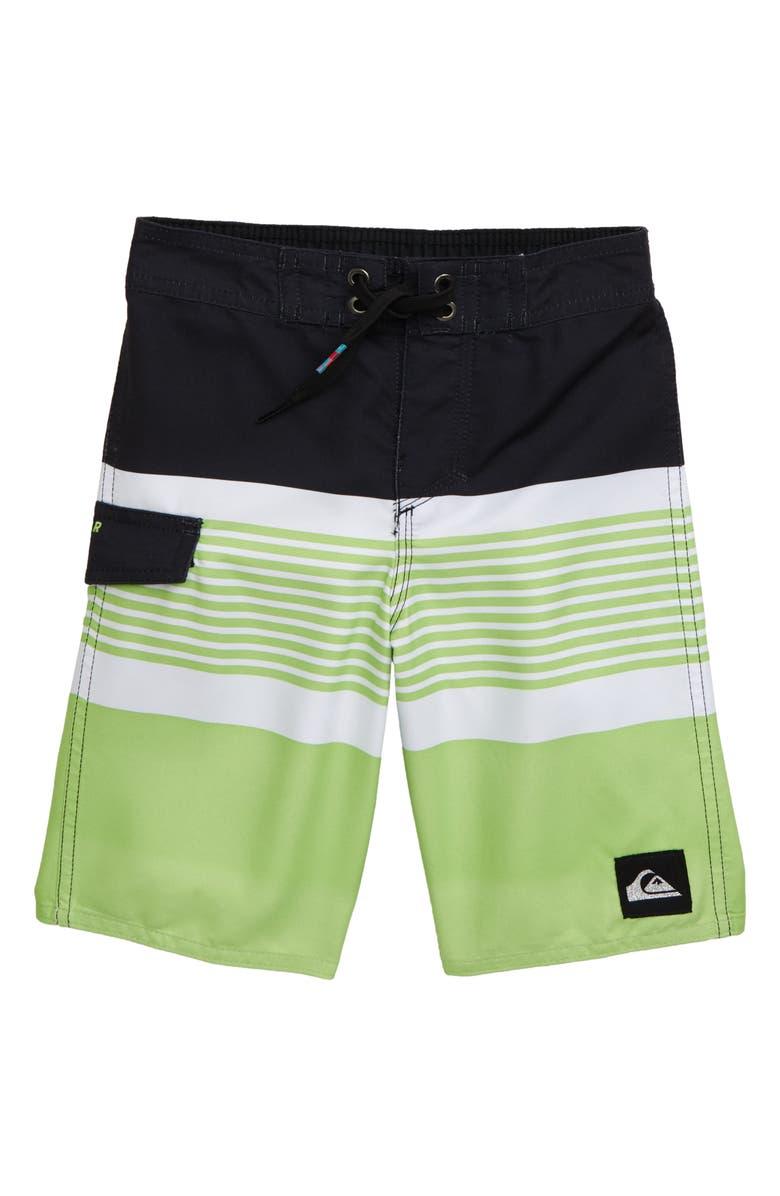 QUIKSILVER Division Board Shorts, Main, color, 002