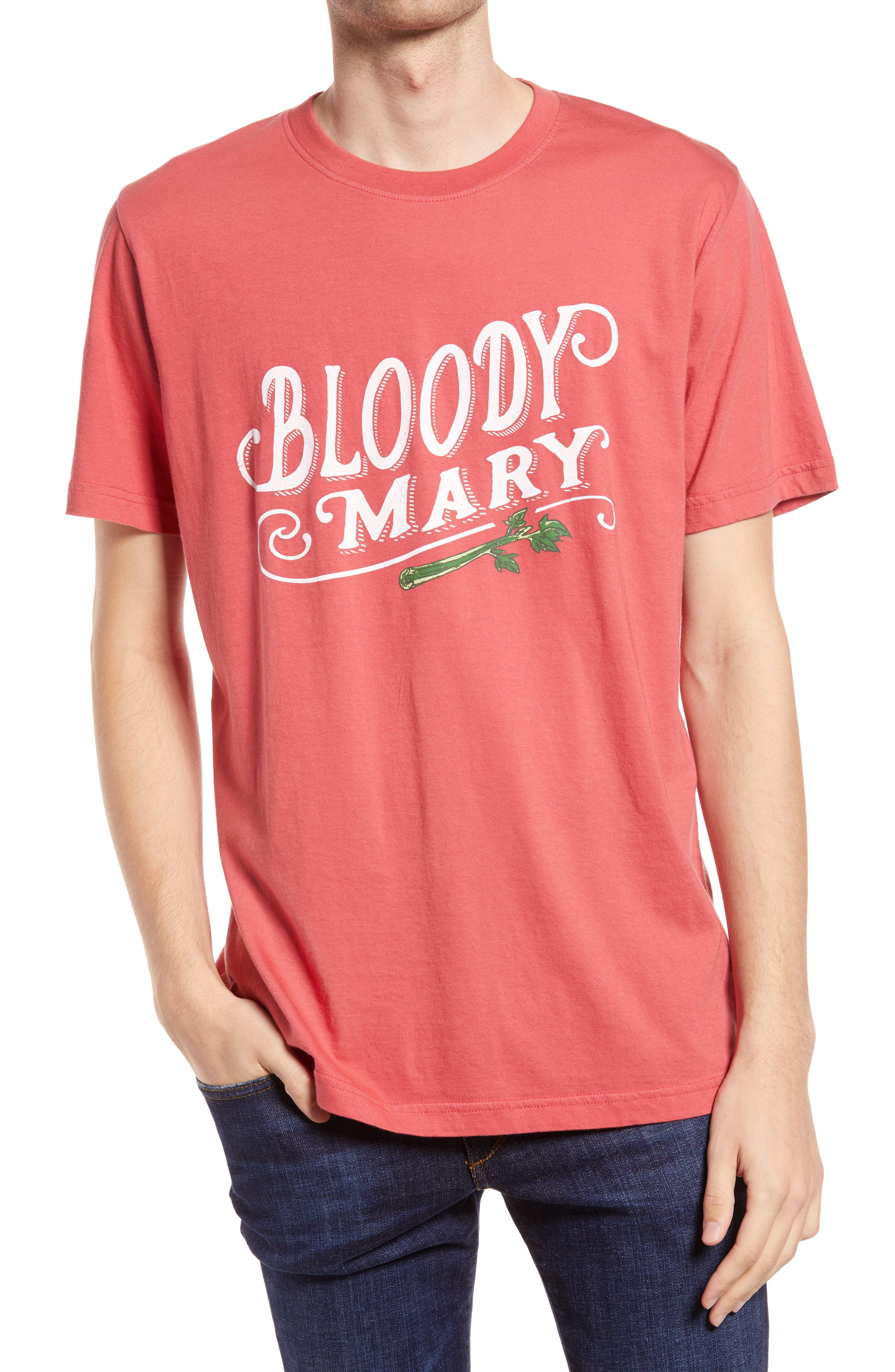 Brass Tacks Bloody Mary Men's Graphic Tee