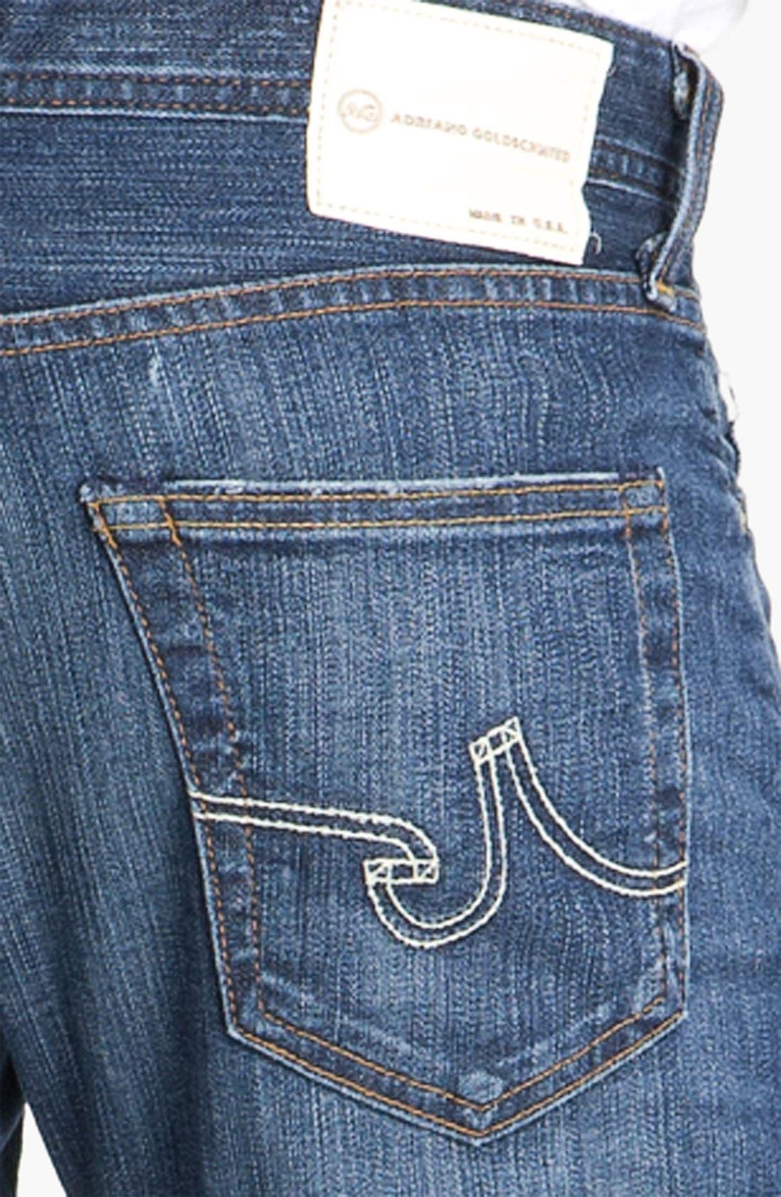 ,                             'Protégé' Straight Leg Jeans,                             Alternate thumbnail 40, color,                             429