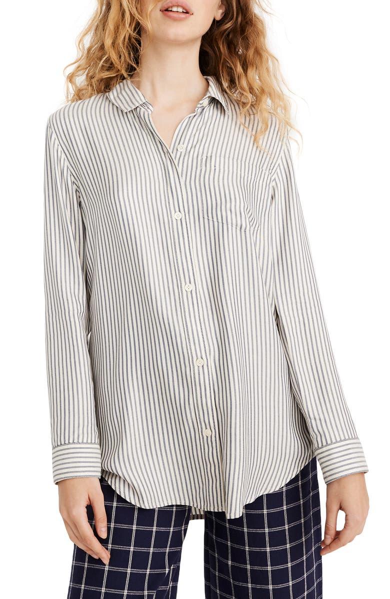 Classic Ex Boyfriend Stripe Shirt by Madewell