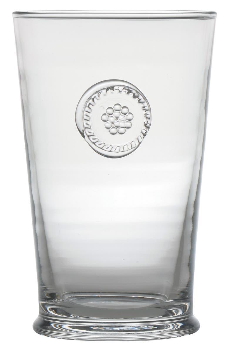 JULISKA 'Berry and Thread' Highball Glass, Main, color, CLEAR