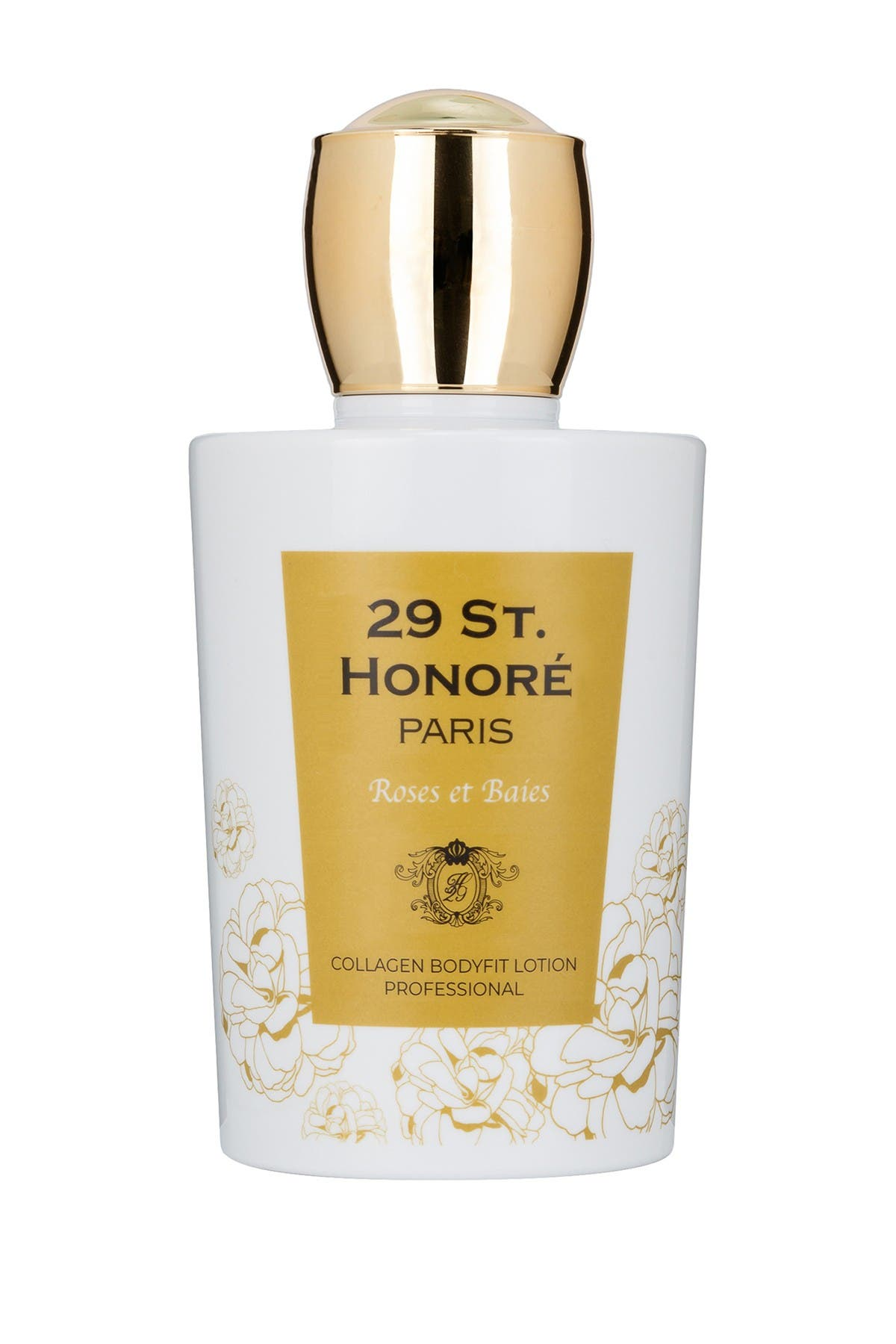 Image of 29 St. Honore Collagen Bodyfit Lotion Professional - Roses & Baises