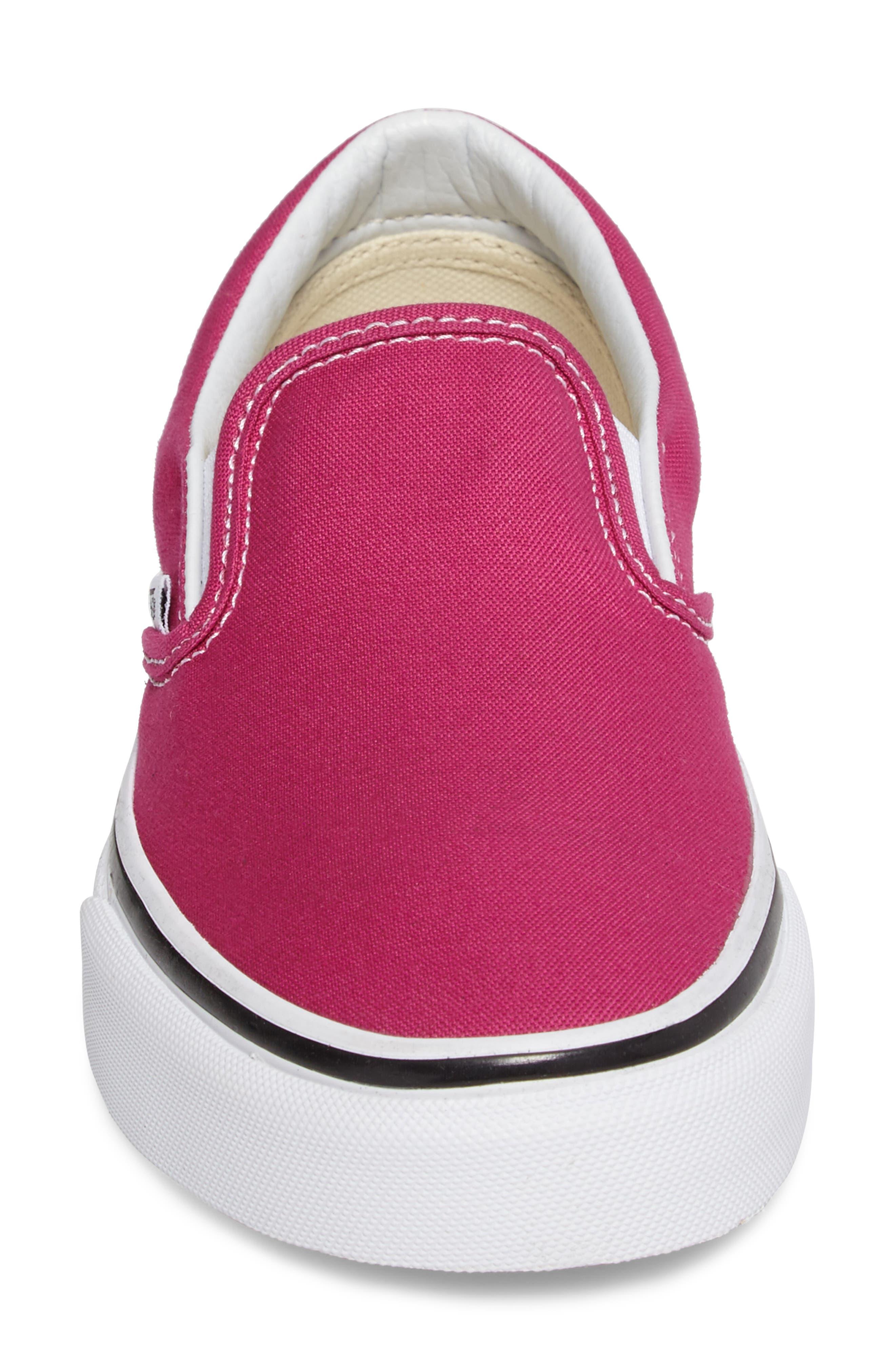 ,                             Classic Slip-On Sneaker,                             Alternate thumbnail 440, color,                             666