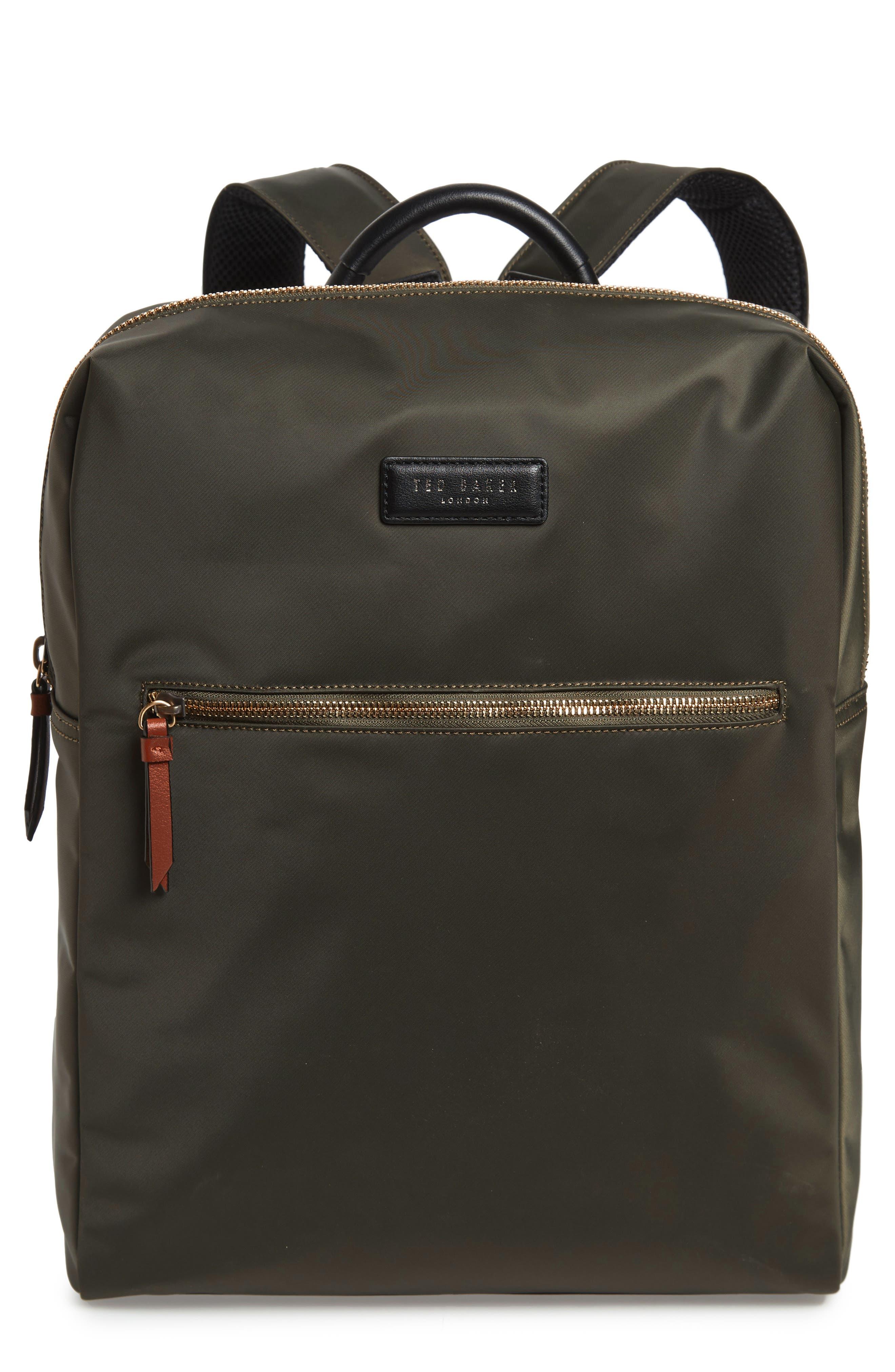 c81df20de90 Ted Baker London Canddle Backpack - Green