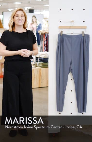 High Rise Pleated Pants, sales video thumbnail