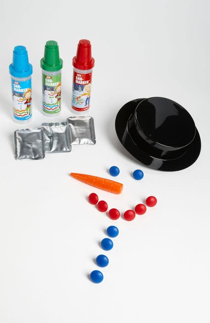 Image of IDEAL TOYS Snowman Paint Kit