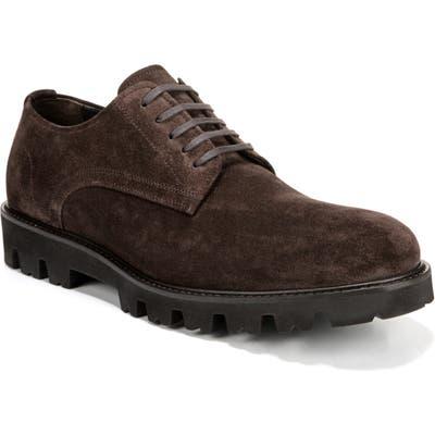 Vince Cadet Plain Toe Derby, Brown
