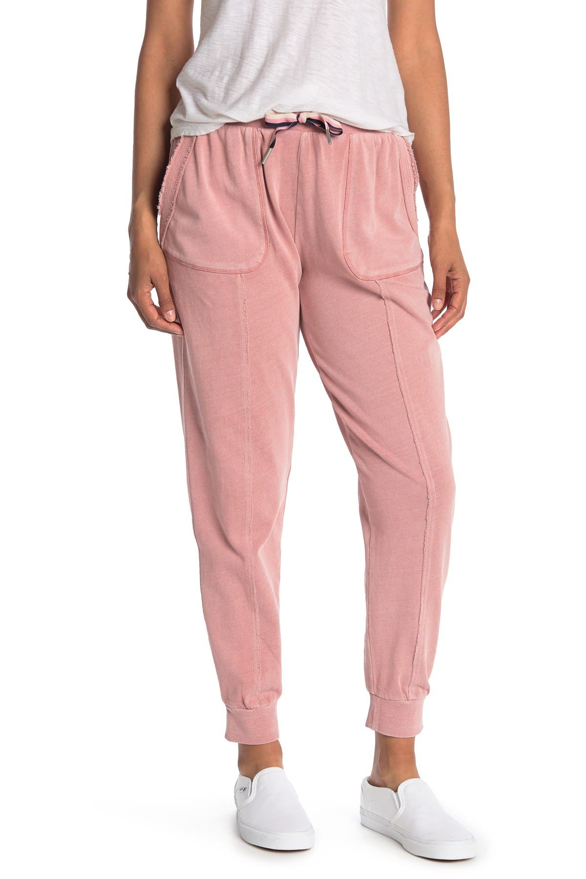 Image of North and Co Jenna Cropped Sweatpants