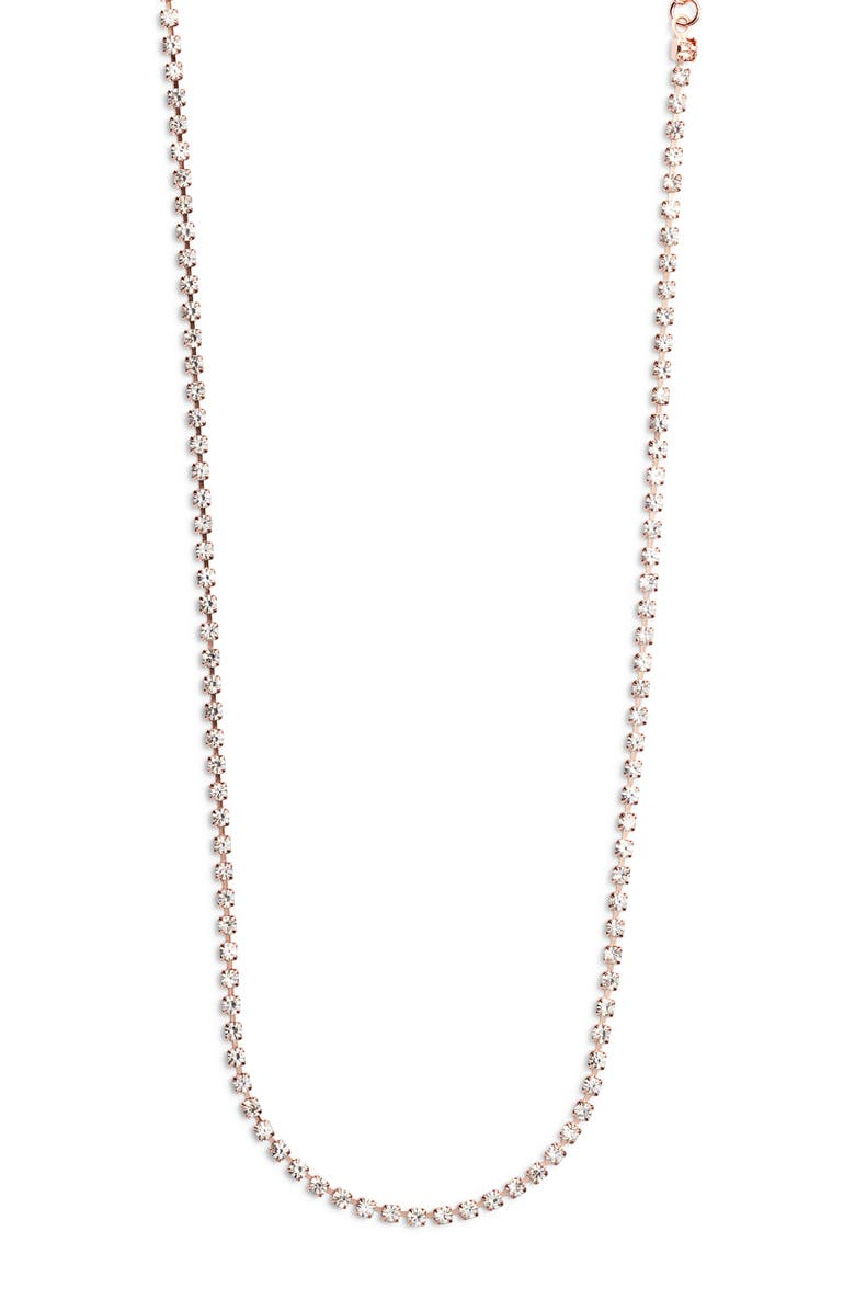 UNCOMMON JAMES BY KRISTIN CAVALLARI Purdy Necklace, Main, color, GOLD
