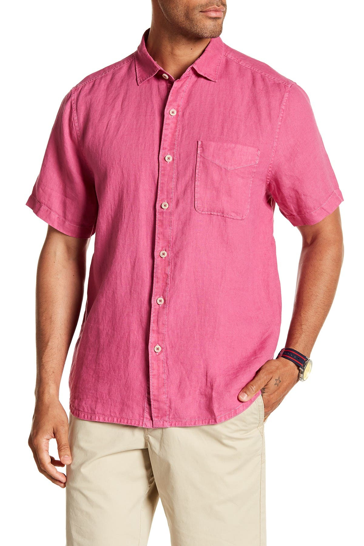 Image of Tommy Bahama Sea Spray Breezer Shirt