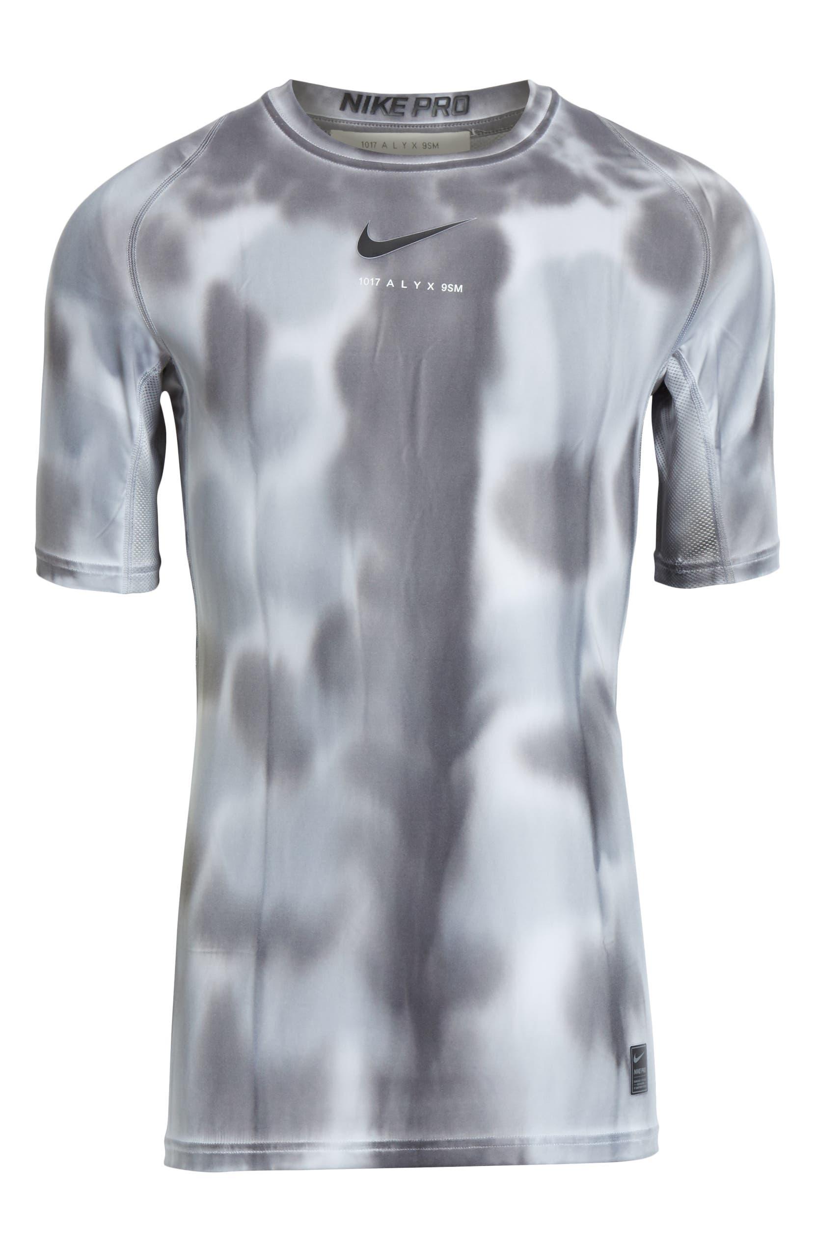 b9ae8a54447 1017 ALYX 9SM x Nike Sponge Camo T-Shirt   Nordstrom