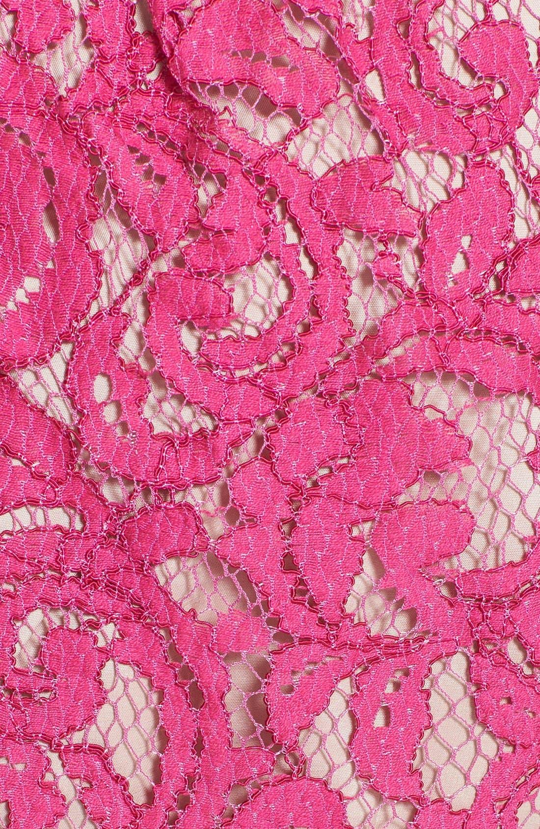 ,                             Scalloped Lace Dress,                             Alternate thumbnail 29, color,                             675