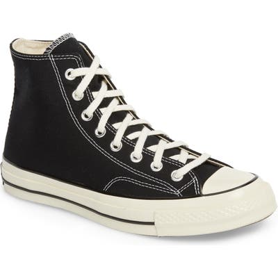 Converse Chuck Taylor All Star 70 High Top Sneaker, Black