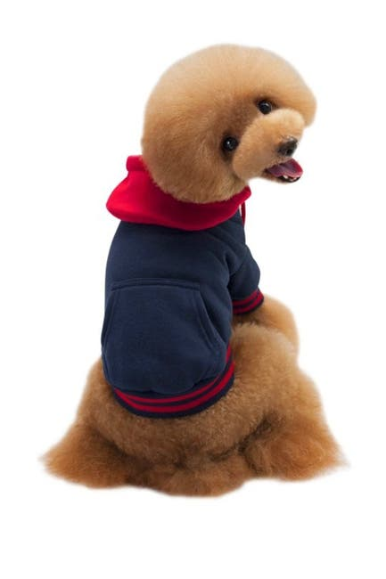 Image of Dogs of Glamour Small Brandon Multi Hoodie