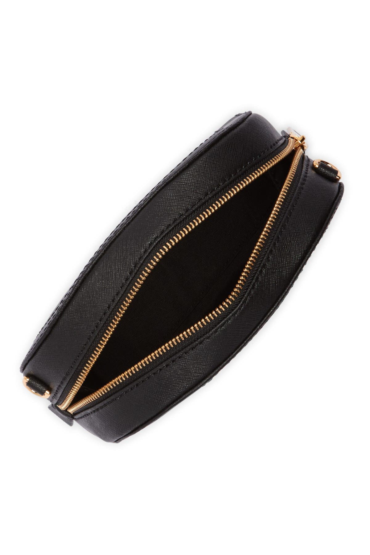 playback leather crossbody bag