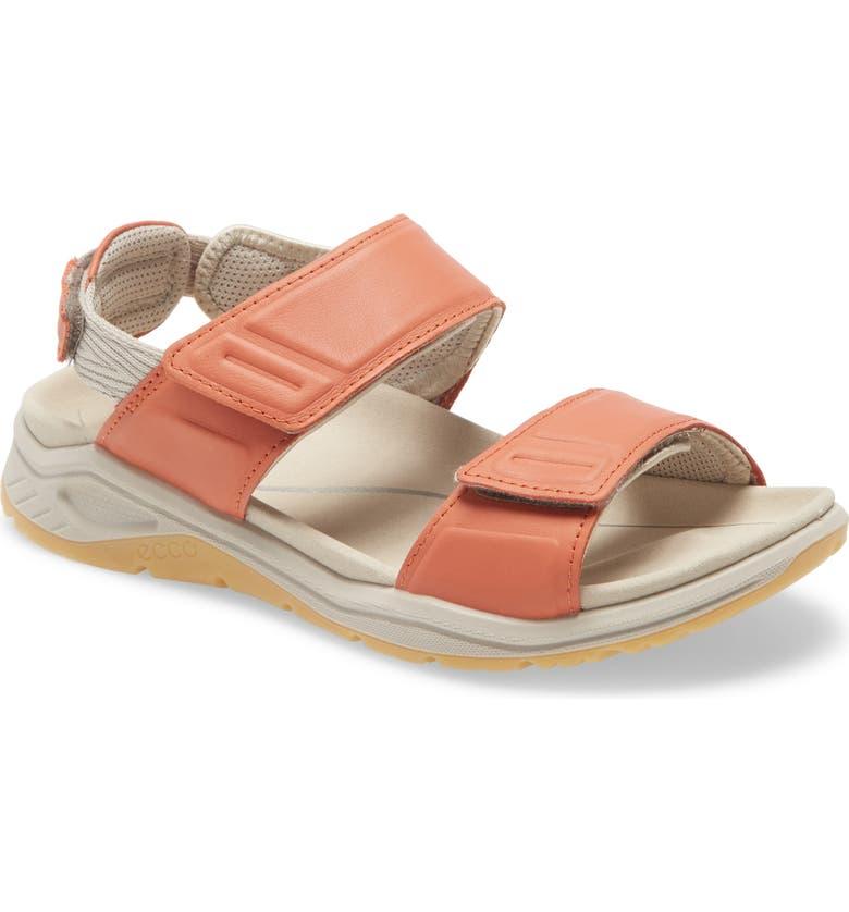 ECCO X-Trinsic Sandal, Main, color, APRICOT LEATHER