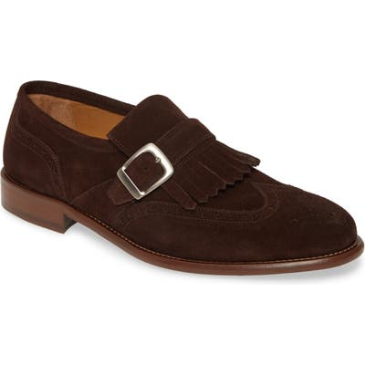 J & m 1850 Bryson Kiltie Loafer, Brown