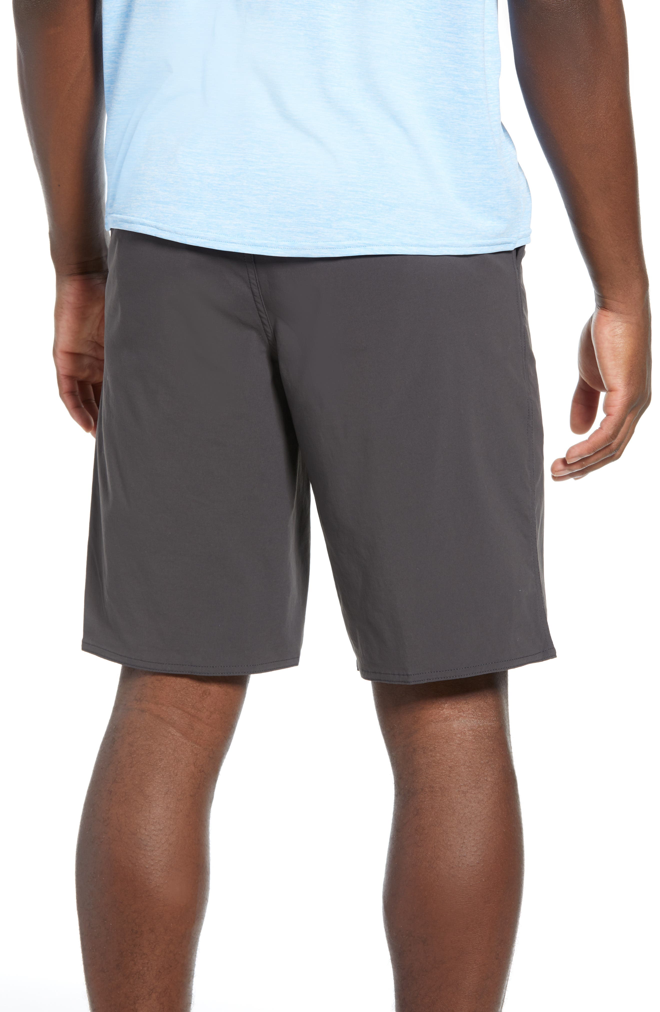 ,                             Stretch Wavefarer<sup>®</sup> Walking Shorts,                             Alternate thumbnail 2, color,                             INK BLACK