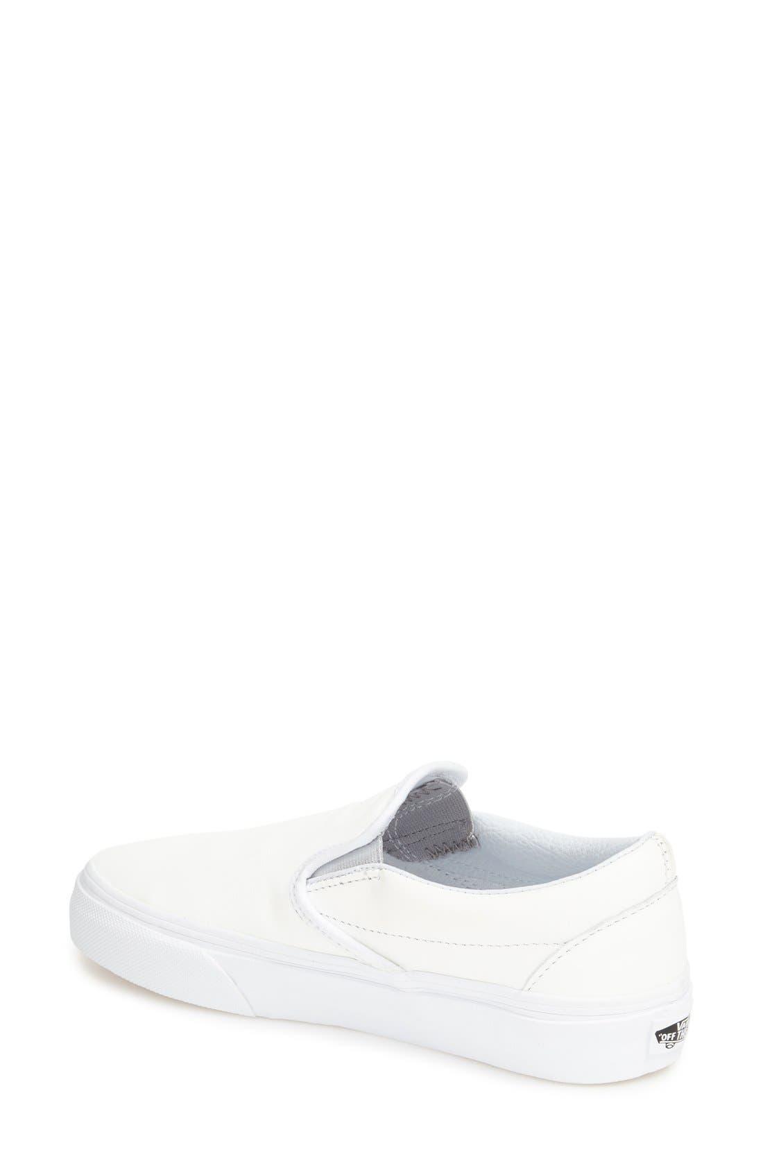 ,                             Classic Slip-On Sneaker,                             Alternate thumbnail 309, color,                             100