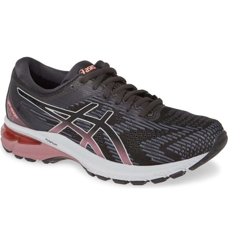 ASICS<SUP>®</SUP> GT-2000 8 Gore-Tex<sup>®</sup> Waterproof Trail Running Shoe, Main, color, GRAPHITE GREY/ PIEDMONT GREY