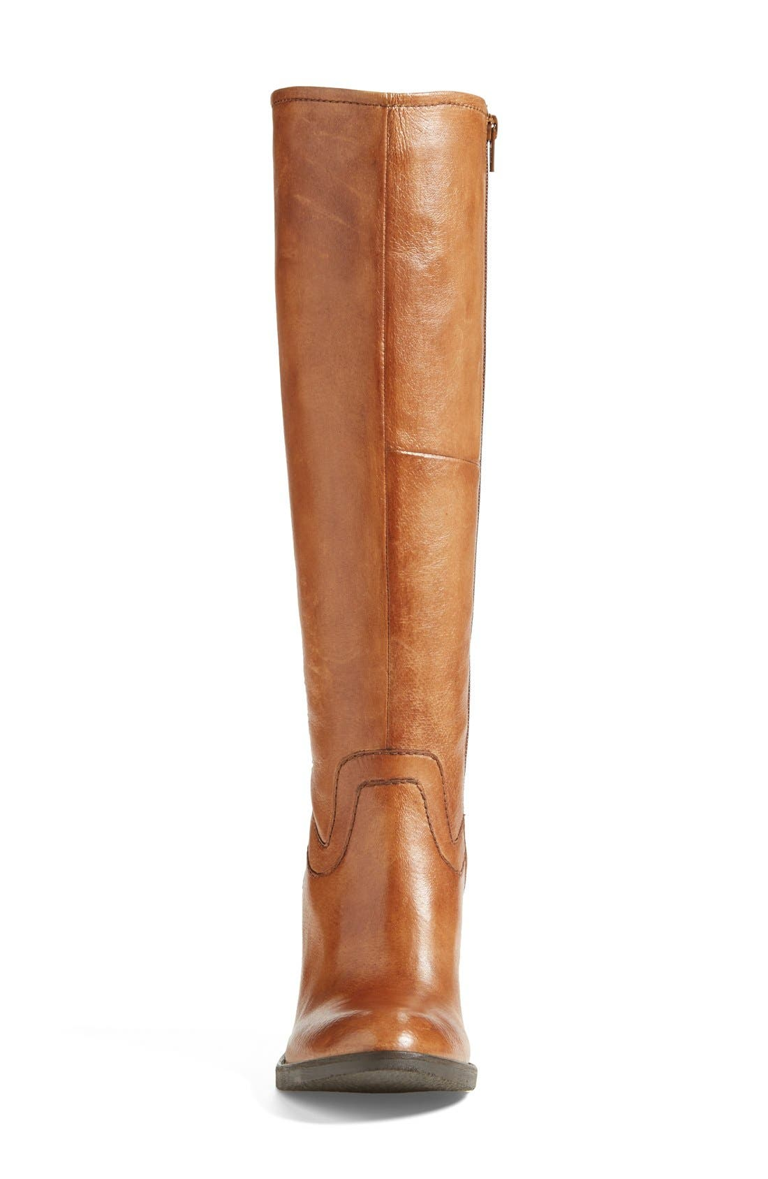 ,                             'Carrter' Knee High Leather Boot,                             Alternate thumbnail 8, color,                             203