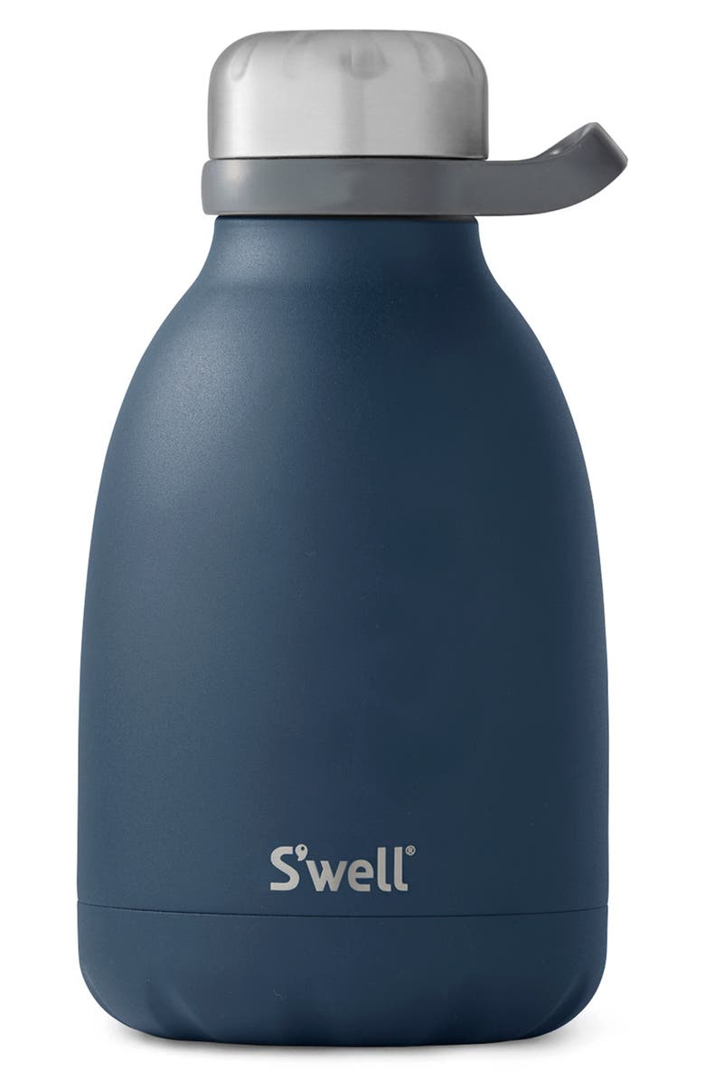 S'WELL The Roamer 40-Ounce Travel Pitcher, Main, color, BLUE