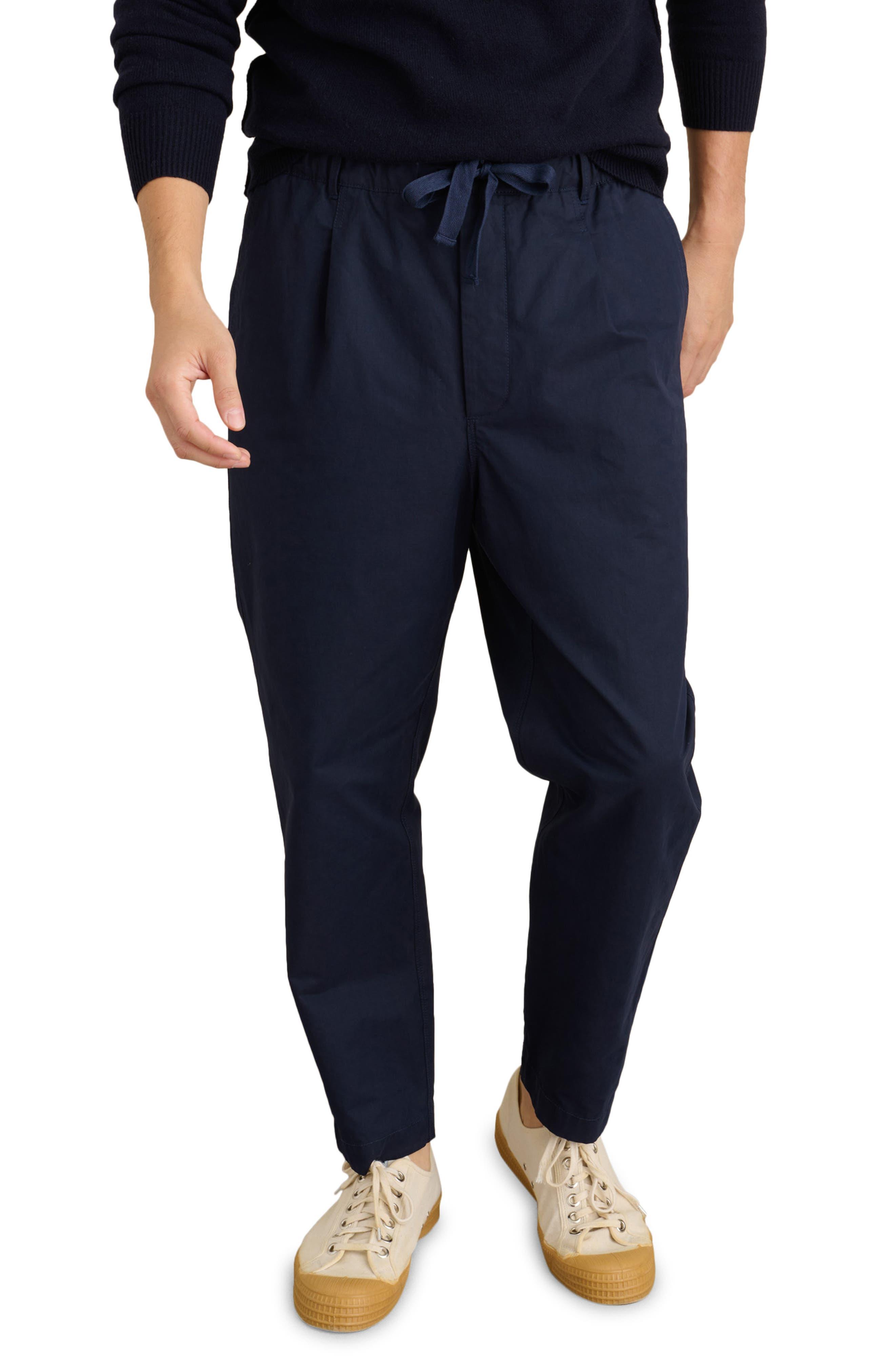 Pull On Pleated Pants