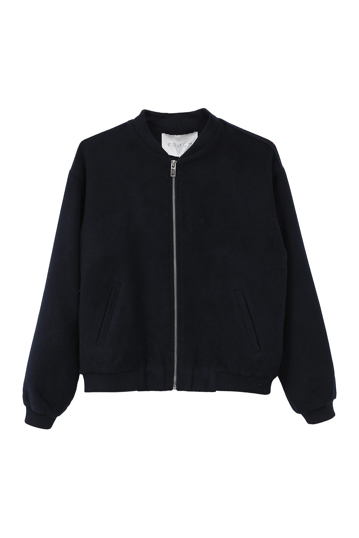Image of FRNCH Long Sleeve Classic Club Jacket