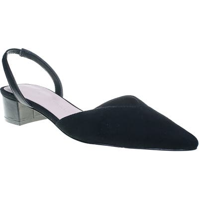 Cupcakes And Cashmere Laralee Pump- Black