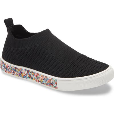 Bernie Mev. Azami Sneaker, Black