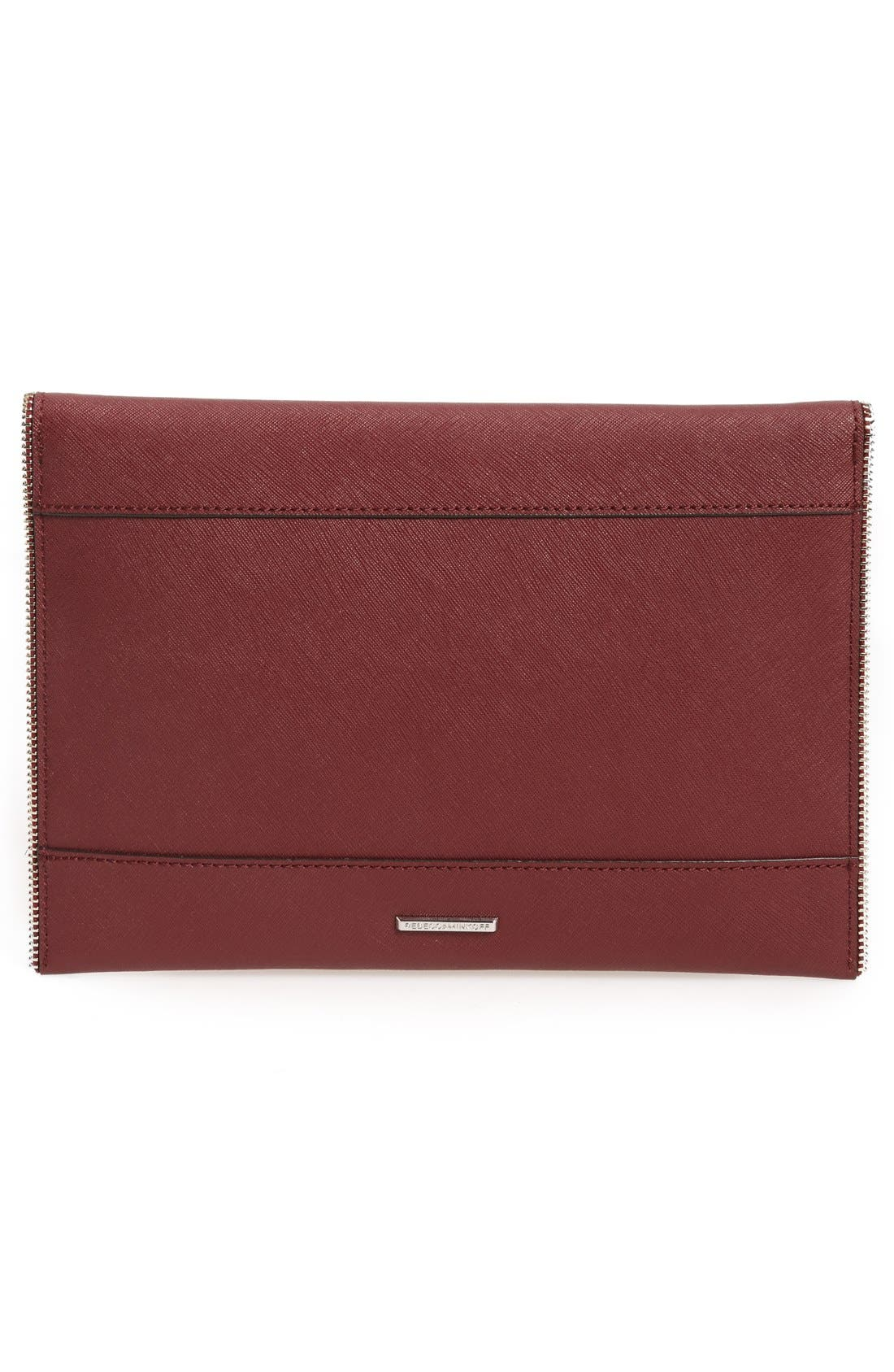 ,                             Leo Envelope Clutch,                             Alternate thumbnail 324, color,                             936