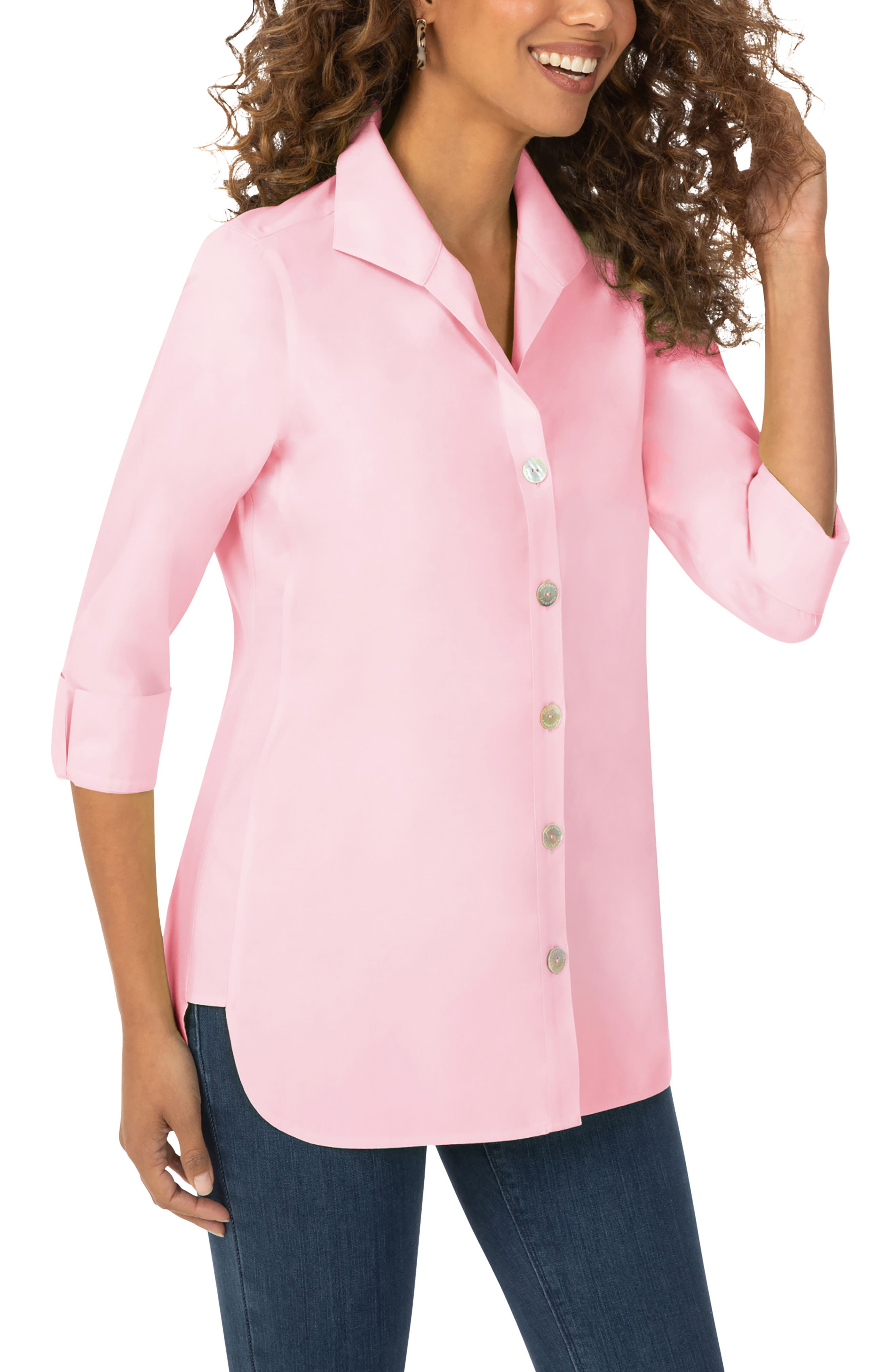 Pandora Non-Iron Cotton Shirt