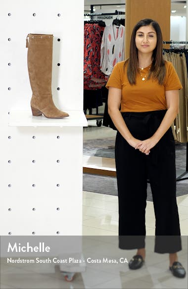 Aresa Knee High Boot, sales video thumbnail
