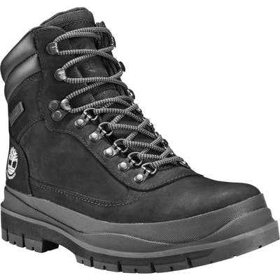 Timberland Field Trekker Waterproof Boot, Black