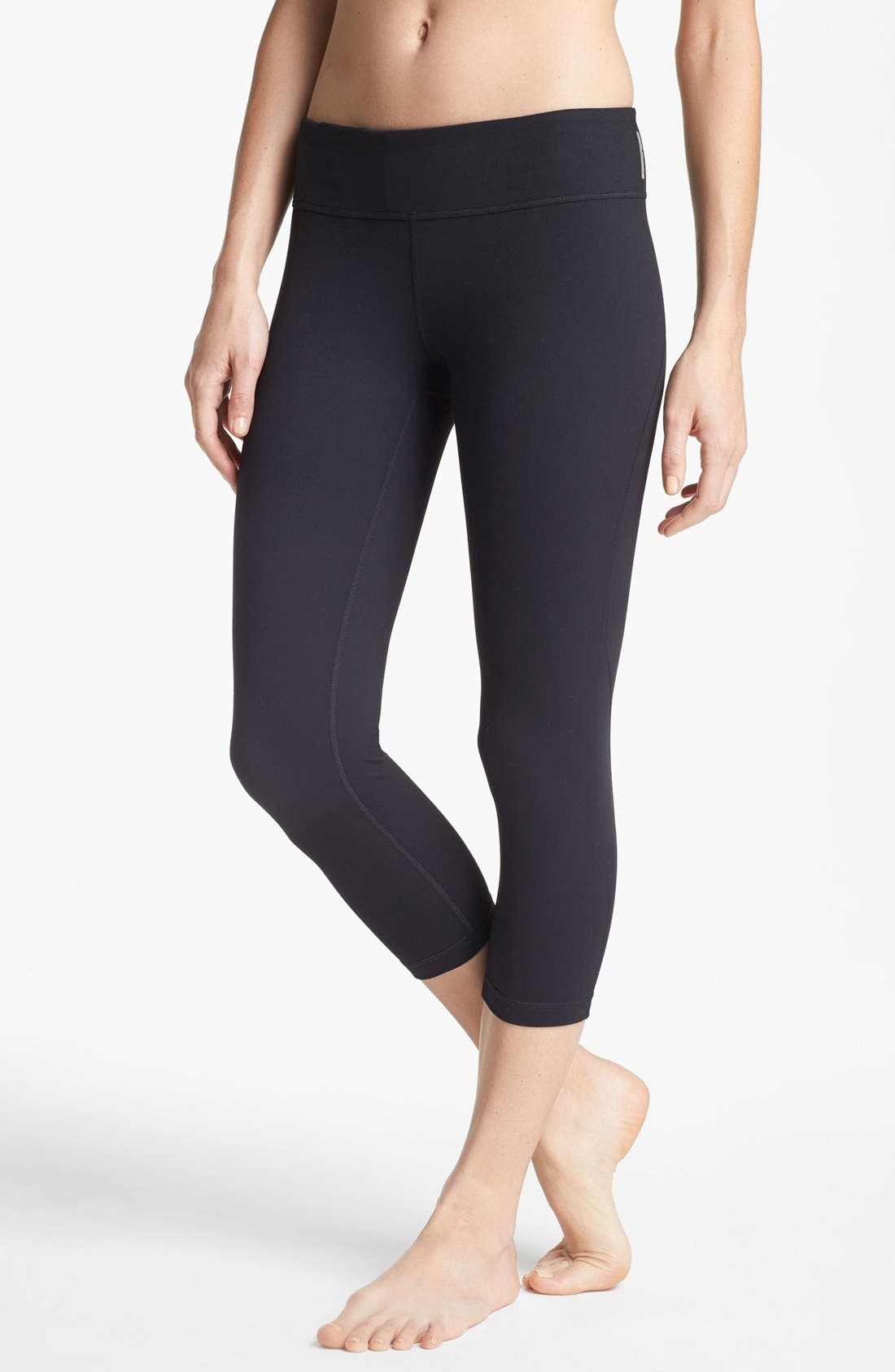 ,                             Live In Streamline Reversible Capris,                             Alternate thumbnail 5, color,                             001