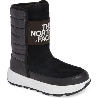 The North Face Ozone Park Waterproof Boot- Black