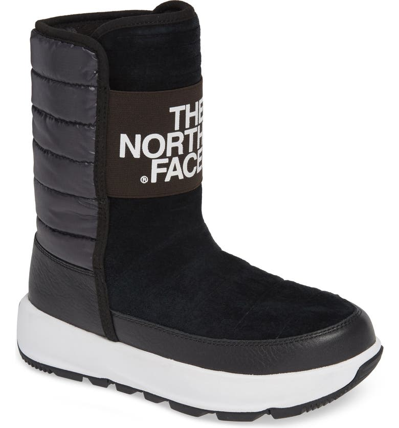 THE NORTH FACE Ozone Park Waterproof Boot, Main, color, 001