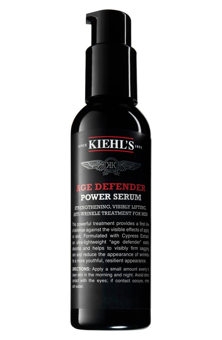 KIEHL'S SINCE 1851 Age Defender Power Serum, Main, color, NO COLOR