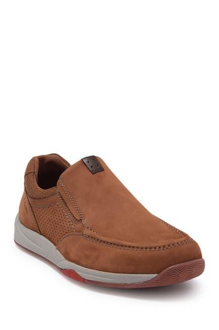 Image of Clarks Langton Step Slip-On Sneaker