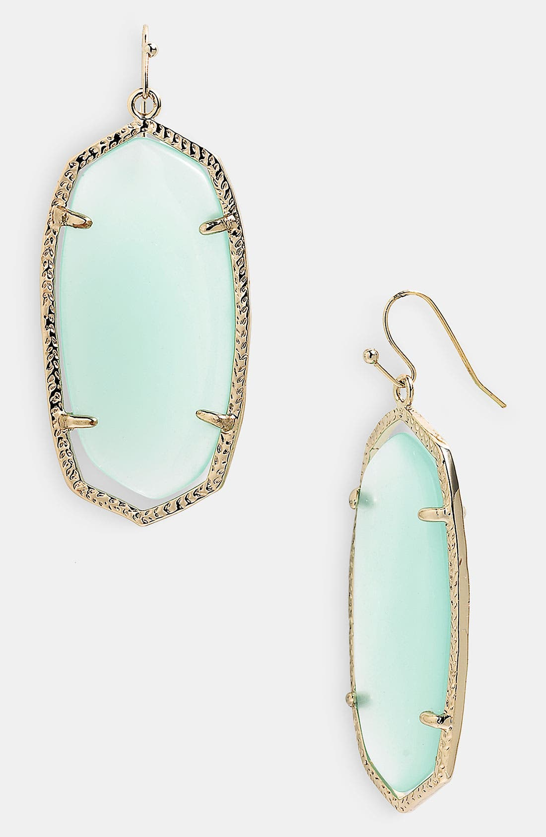 ,                             'Danielle' Oval Statement Earrings,                             Main thumbnail 40, color,                             451