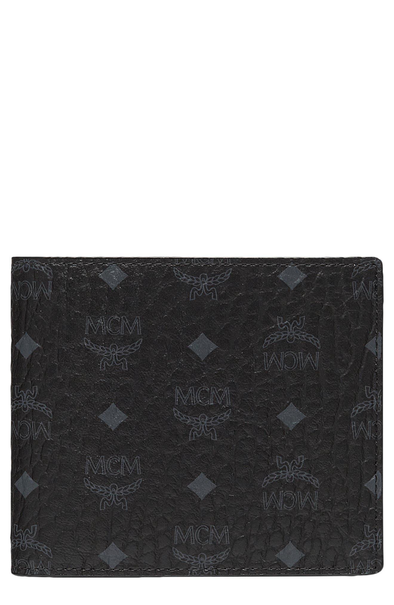 Visetos Original Coated Canvas Bifold Wallet