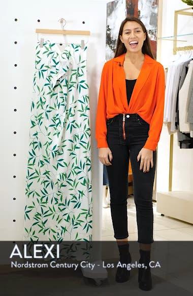 Kaia Strapless Stretch Silk Gown, sales video thumbnail