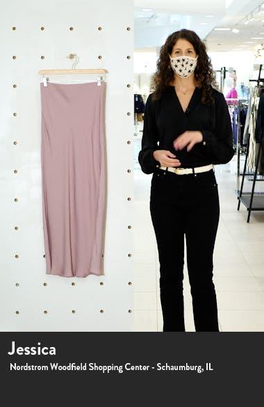 Monterey Solid Slip Skirt, sales video thumbnail