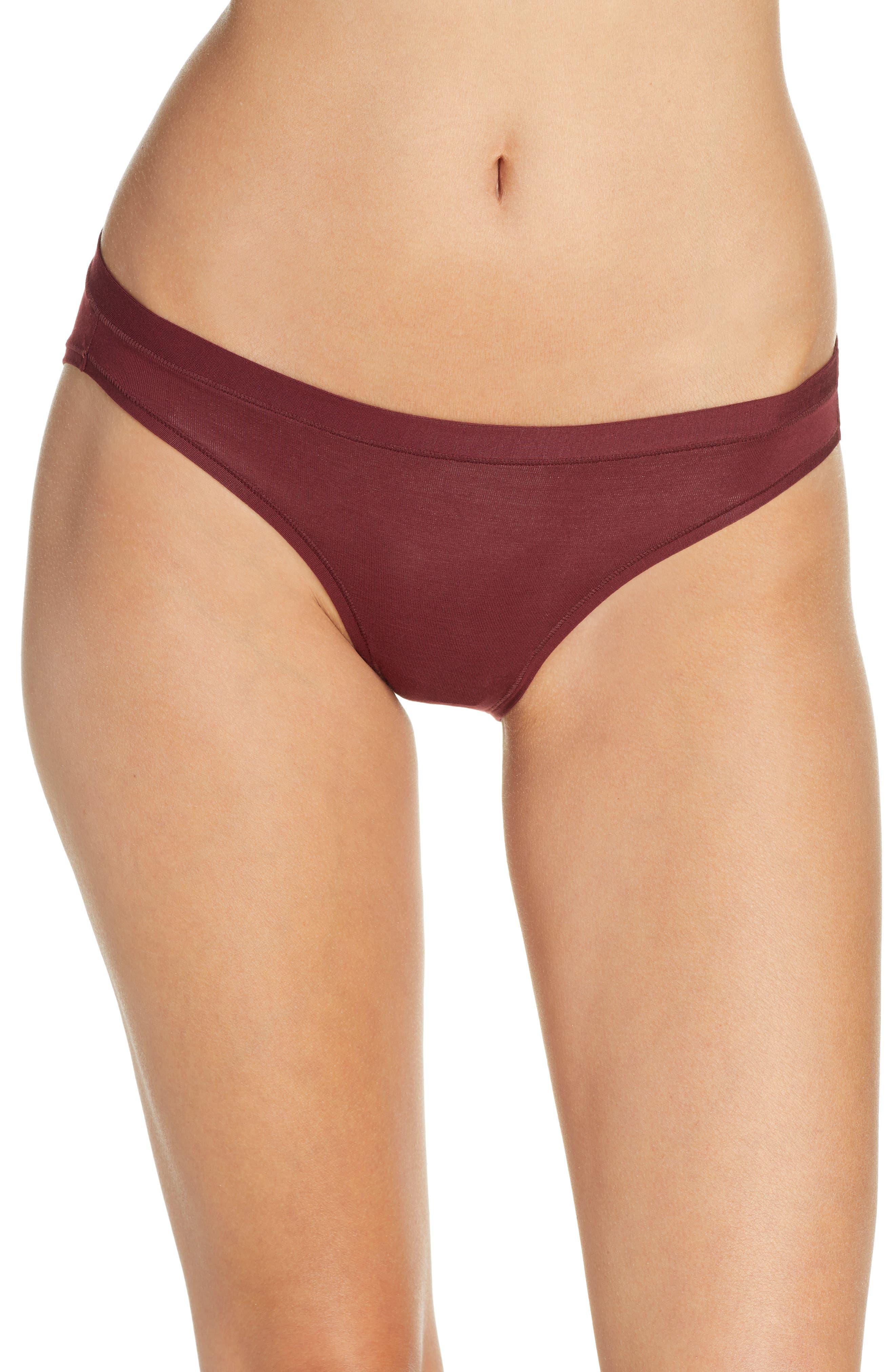 Image of Madewell Infinite Stretch Modal Bikini