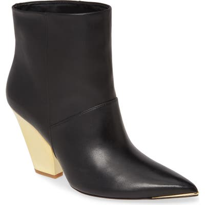 Tory Burch Lila Ankle Bootie, Black