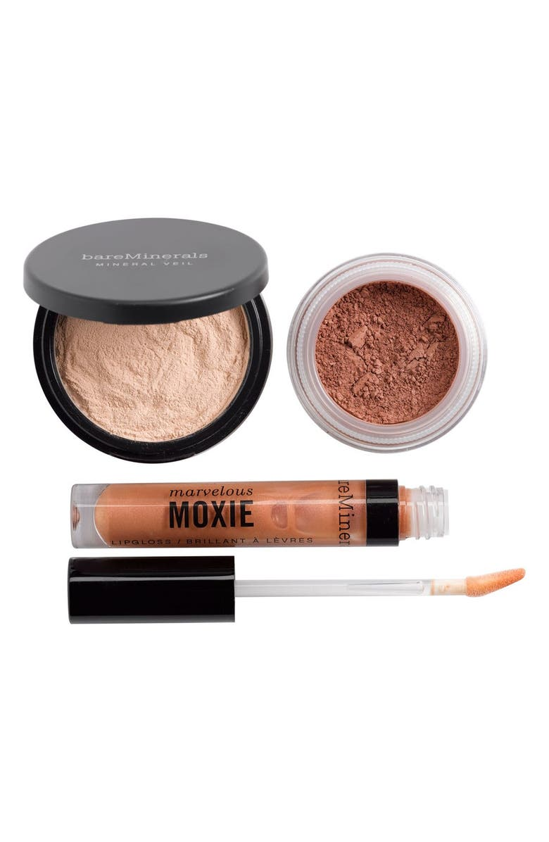 BAREMINERALS<SUP>®</SUP> FRESH GLOW FACE KIT, Main, color, 000